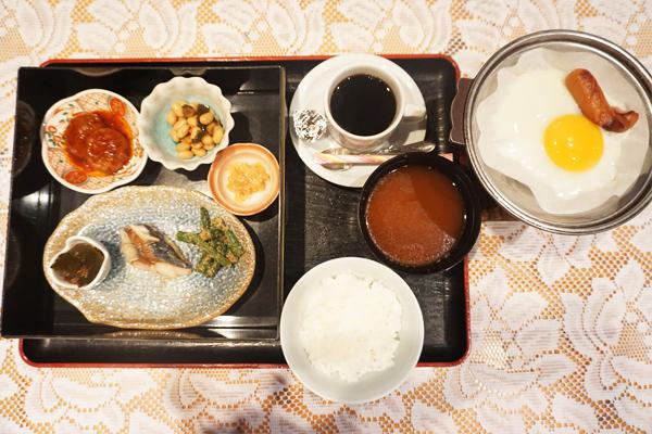 サフラン朝食イメージ