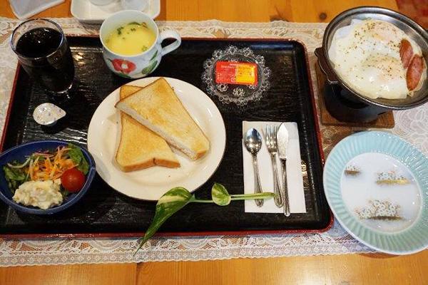 サフラン洋食イメージ